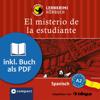 Mario M. GijГіn - El misterio de la estudiante: Compact Lernkrimis - Spanisch A2 Grafik