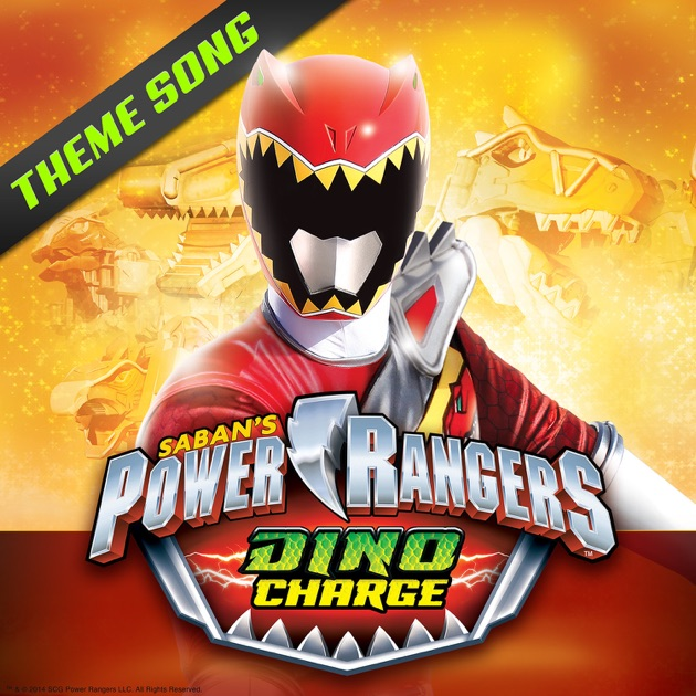 ‎Power Rangers Dino Charge Theme Song - Single by Power ...