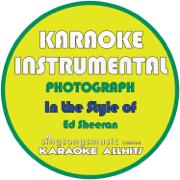 Photograph (In the Style of Ed Sheeran) [Karaoke Instrumental Version] - Karaoke All Hits - Karaoke All Hits