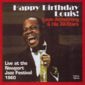 Louis Armstrong - Sleepy Time Down South