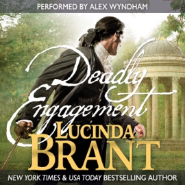Deadly Engagement: A Georgian Historical Mystery (Alec Halsey Mystery Book 1)  (Unabridged) - Lucinda Brant mp3 listen download