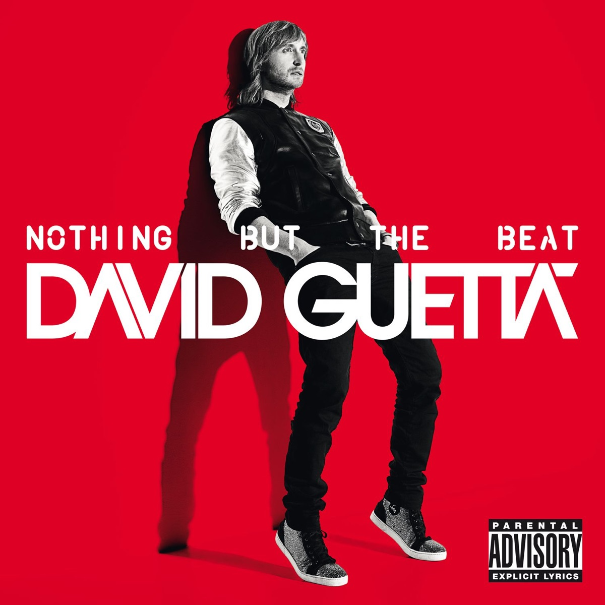 Nothing But the Beat Album Cover by David Guetta