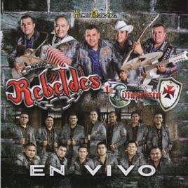 (En Vivo) [feat  Banda La Conquista] de Los Nuevos Rebeldes