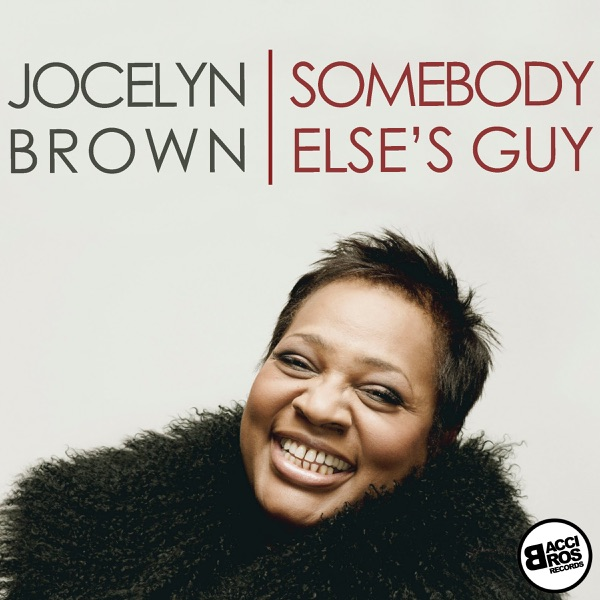 Cover art for Somebody Else's Guy