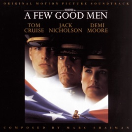 A Few Good Men (Original Motion Picture Soundtrack) by Marc Shaiman ...