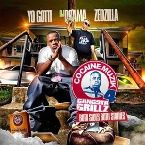 Cocaine Muzik 4: Gangsta Grillz Mp3 Download
