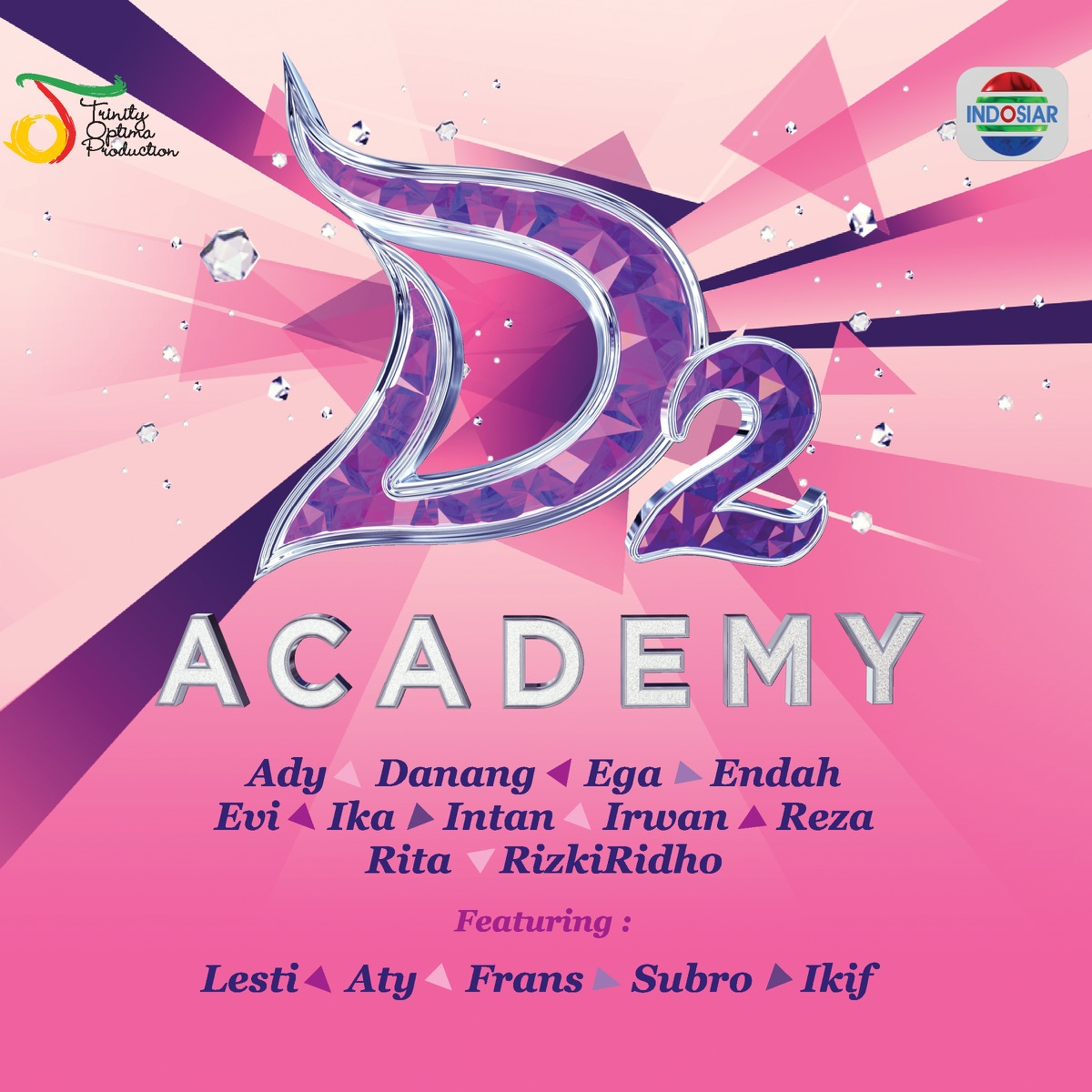 D2 Academy Various Artists CD cover