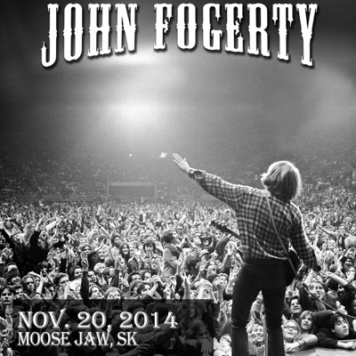 2014/11/20 Live in Moose Jaw, SK - John Fogerty