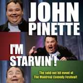 John Pinette - No Carb Diet