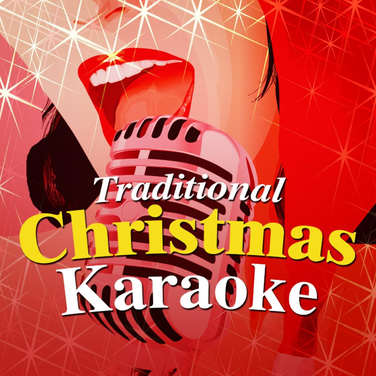 Christmas Karaoke Cd.Traditional Christmas Karaoke Album Cover By Karaoke Star