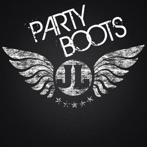 Jon Langston - Party Boots - Single