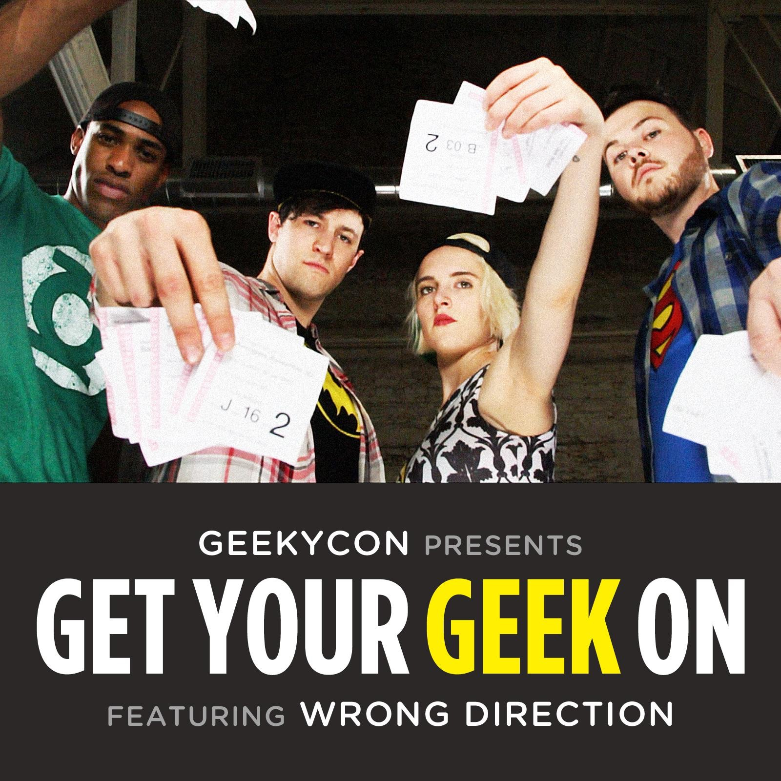 Get Your Geek On - Single