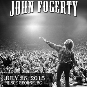 John Fogerty - Have You Ever Seen the Rain (Live)