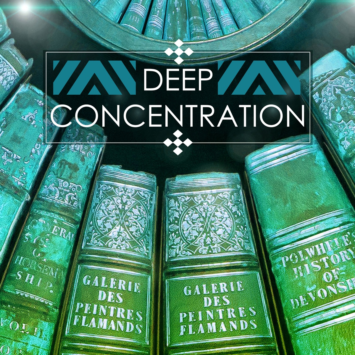 Deep Concentration - Brain Stimulation Music, Focus on