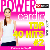 Power Cardio  Top 40 Hits, Vol. 2 (Non Stop Workout Mix)-Power Music Workout