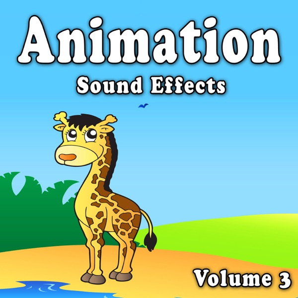 animation sound effects vol 3 by the hollywood edge sound effects