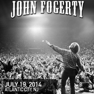 2014/07/19 Live in Atlantic City, NJ - John Fogerty