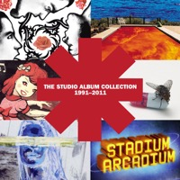 Red Hot Chili Peppers: The Studio Album Collection 1991 - 2011 (iTunes)