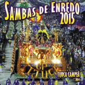 Sambas de Enredo das Escolas de Samba - 2015