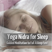 Yoga Nidra for Sleep - Guided Meditation to Fall Asleep Fast