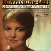 Peggy Lee - Why Don't You Do Right (Get Me Some Money Too)