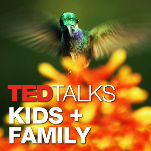 Cover image of TEDTalks Kids and Family