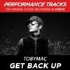 Get Back Up Performance Tracks EP