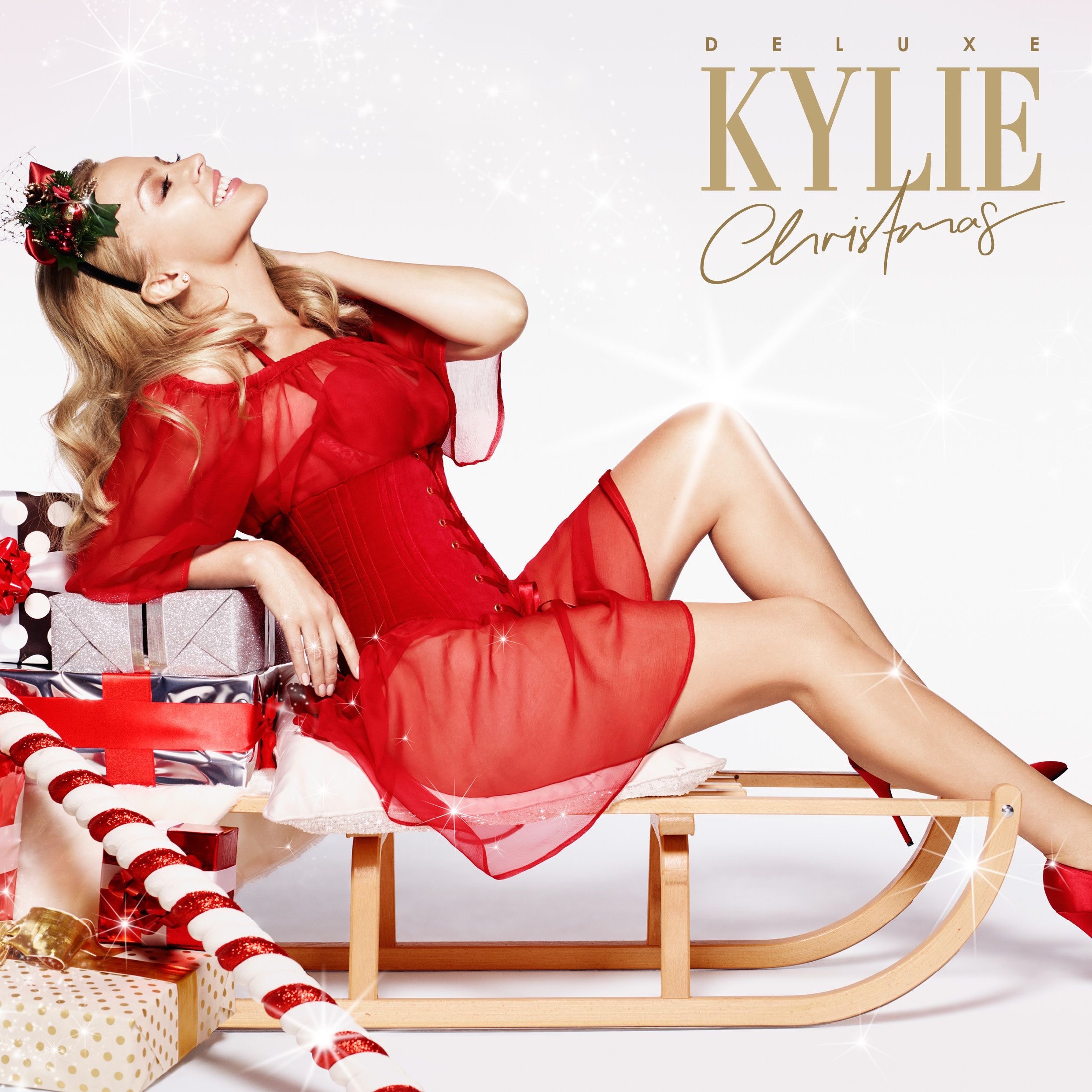 Cover art for Santa Baby