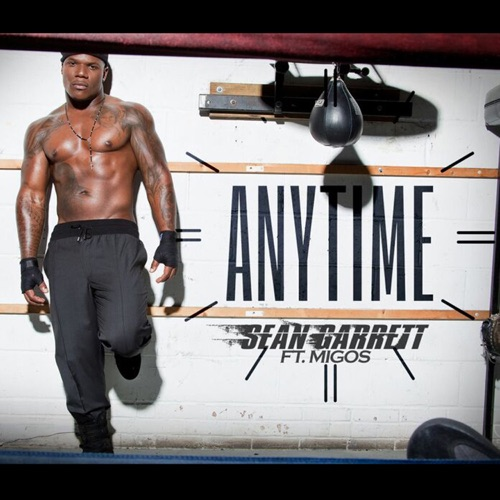 Sean Garrett - Anytime (feat. Migos) - Single