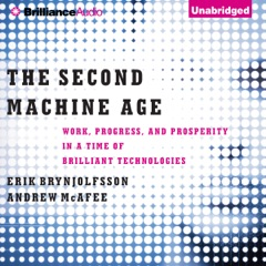The Second Machine Age: Work, Progress, And Prosperity in a Time of Brilliant Technologies (Unabridged)