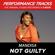 Mandisa - Not Guilty (Performance Tracks) - EP
