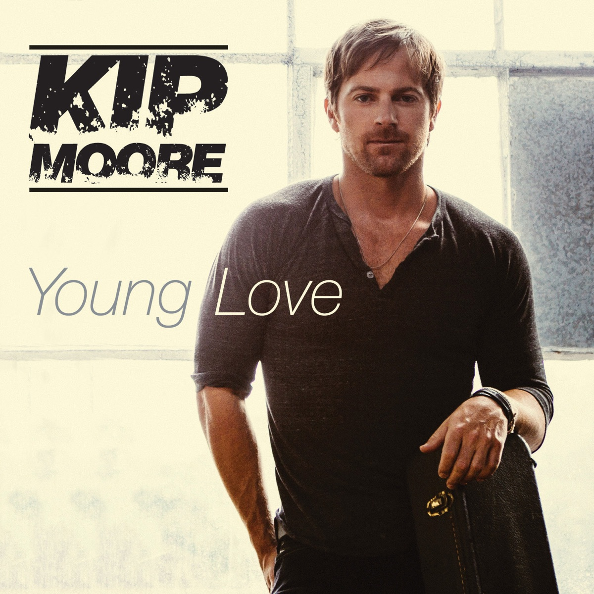 Young Love - Single Kip Moore CD cover