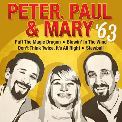 Peter, Paul & Mary '63 - EP - Peter Paul and Mary