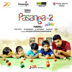 Pasanga, 2 (Original Motion Picture Soundtrack) - EP