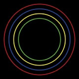 """The album art for """"Four"""" by Bloc Party"""