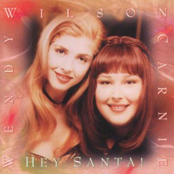 Carnie Wilson & Wendy Wilson mit Jingle Bell Rock