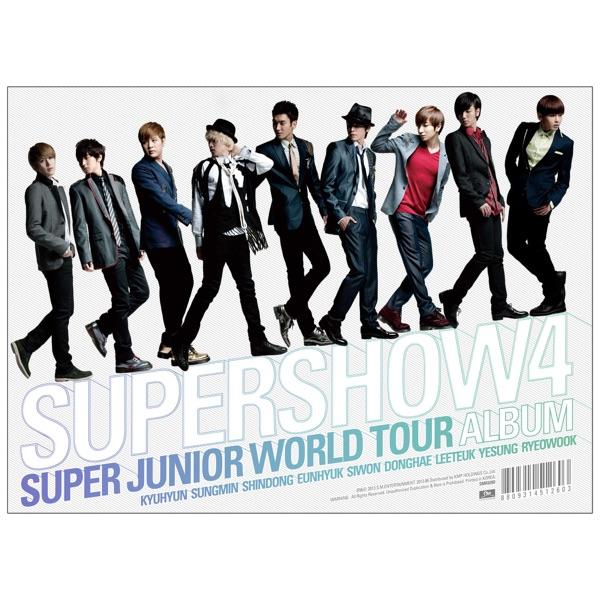 Super Junior World Tour 'Super Show 4'