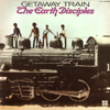 The Earth Disciples - Getaway Train kunstwerk
