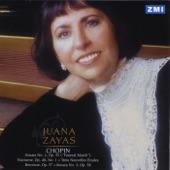 Juana Zayas - Sonata in B-Flat Minor