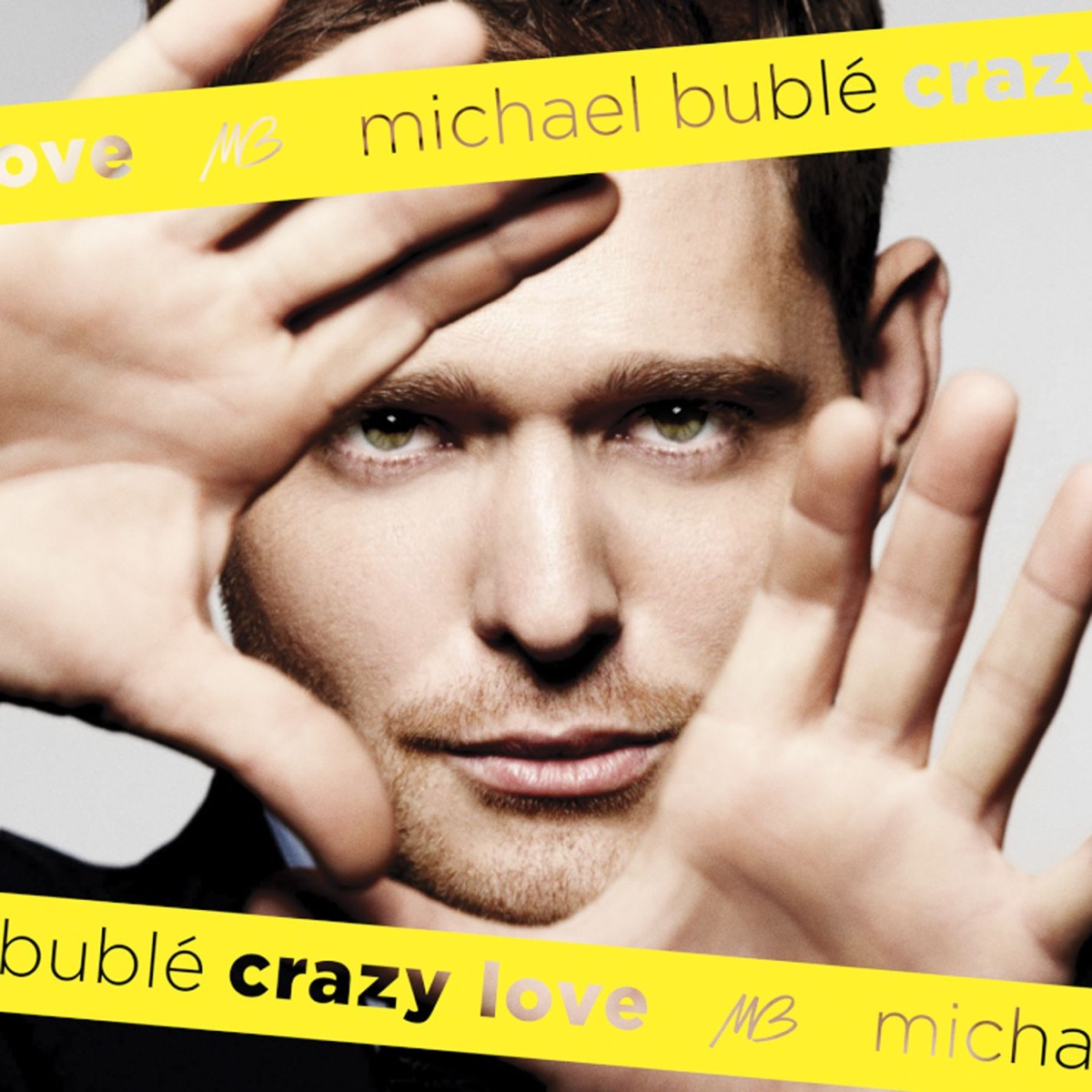Crazy Love Michael Bublé CD cover