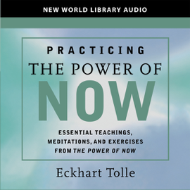 Practicing the Power of Now: Teachings, Meditations, and Exercises from the Power of Now (Unabridged) audiobook