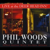 Phil Woods Quartet - I'm Just a Lucky so and So (Live)