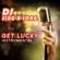 Get Lucky (Originally Performed by Daft Punk & Pharrell Williams) [Instrumental] - DJ Singalong