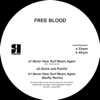 Free Blood - Never Hear Surf Music Again (Barfly Mix) artwork