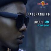 Girlie 'O' Remix [feat. Tiwa Savage] Patoranking - Patoranking