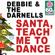 Santa, Teach Me to Dance (Remastered) - Debbie & The Darnells