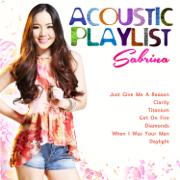 Acoustic Playlist - Sabrina - Sabrina