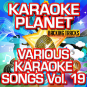 Er der nogen i himlen (Karaoke version) [Originally Performed By Danser Med Drenge]