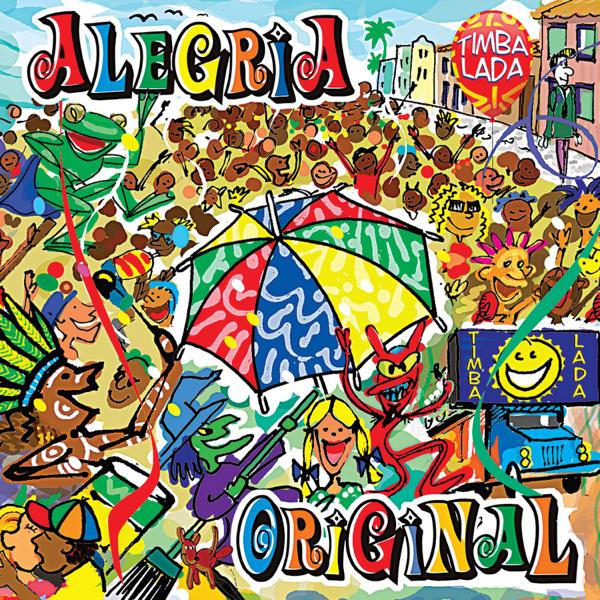 alegria original timbalada