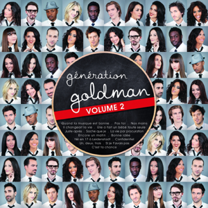 Various Artists - Génération Goldman, Vol. 2